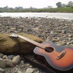 浜とギター